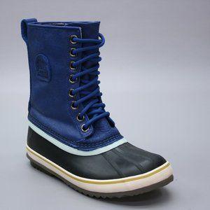 SOREL Ladies 7 Premium 1964 CVS Blue Snow